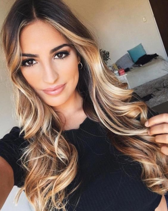 New Most Popular Latest Ombre Hair Color Hairstyling Trends Ideas With Pictures