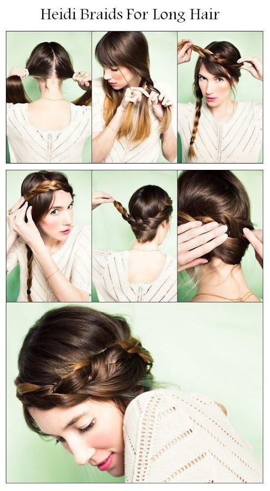 New 20 Amazing Braided Hairstyles Tutorials Style Motivation Ideas With Pictures