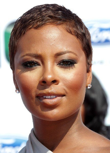 New Eva Pigford Short Straight Cut Short Hairstyles Lookbook Ideas With Pictures