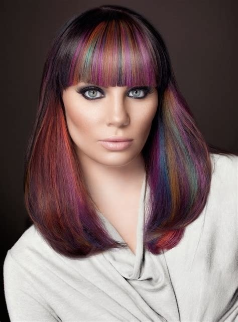 New Color Punk And Rock Hairstyles For Women Wardrobelooks Com Ideas With Pictures