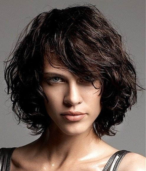 New 20 Curly Wavy Bob Hairstyles For Women Hairstyles Weekly Ideas With Pictures