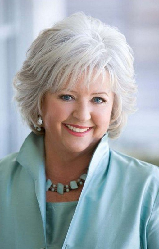 New Short Hairstyle For M*T*R* Women Over 60 From Paula Deen Ideas With Pictures