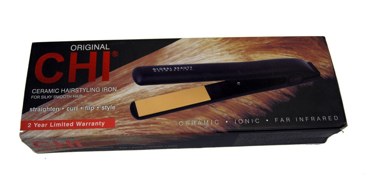 New Chi Original Pro 1 Ceramic Ionic Tourmaline Flat Iron Ideas With Pictures