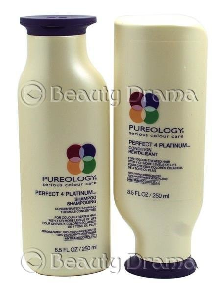New Pureology Perfect 4 Platinum Shampoo Conditioner Color Ideas With Pictures