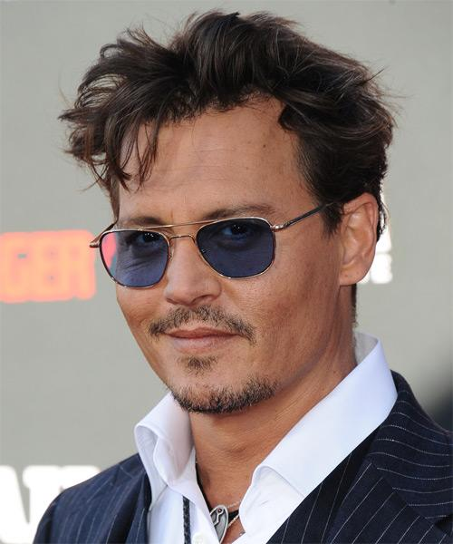 New Johnny Depp Undercut Hair Ideas With Pictures