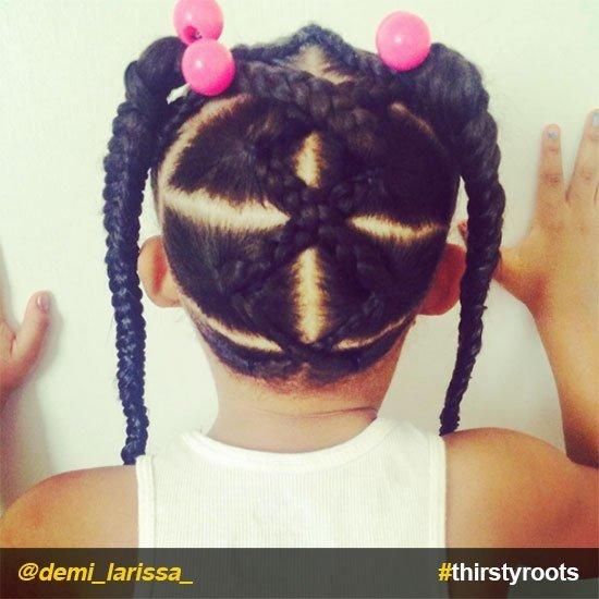 New 20 Cute Natural Hairstyles For Little Girls Ideas With Pictures