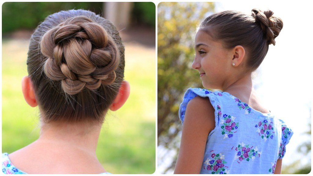 New How To Create A 3D Flower Braid Cute Updos Cute Girls Ideas With Pictures