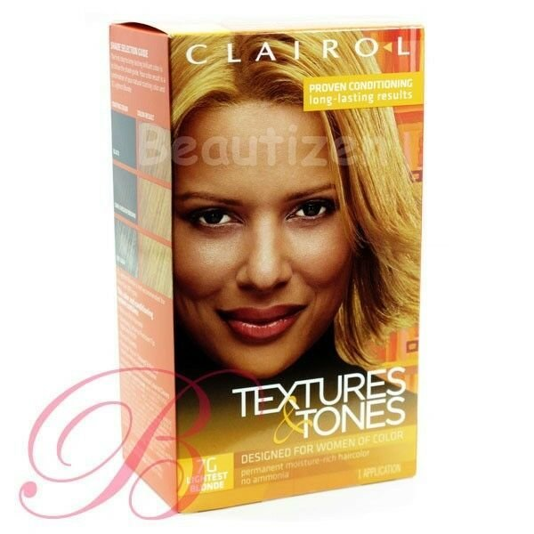 New Clairol Textures Tones Permanent Haircolor Kit Ebay Ideas With Pictures