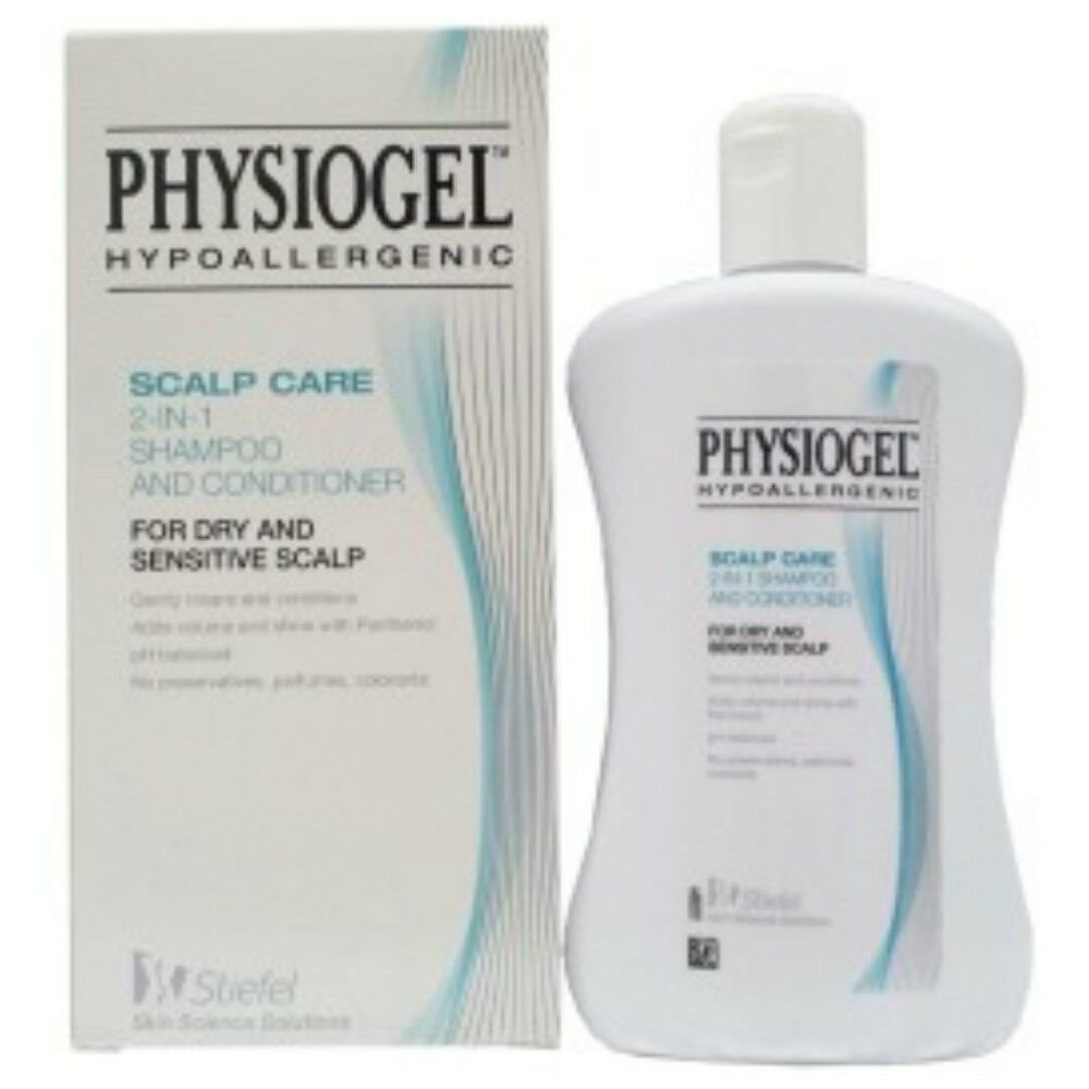 New Physiogel Hypoallergenic Shampoo Plus Sensitive Hair Remove Cleansing Scalp Ebay Ideas With Pictures