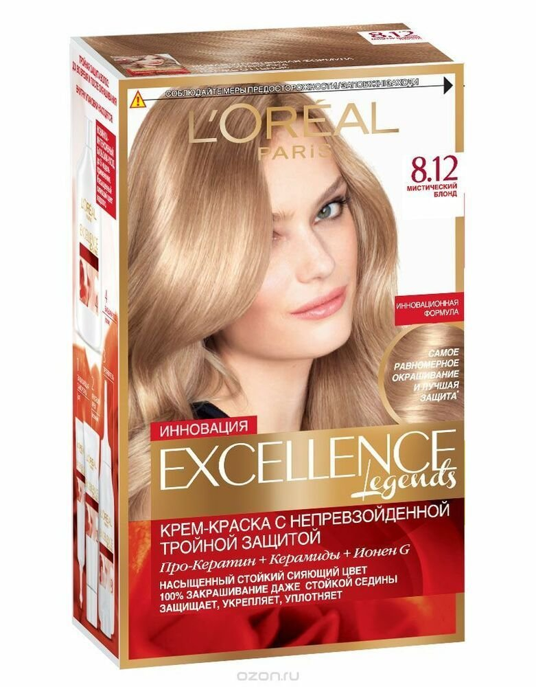New Loreal Paris Excellence Creme Hair Dye L Oreal L Oreal Ideas With Pictures