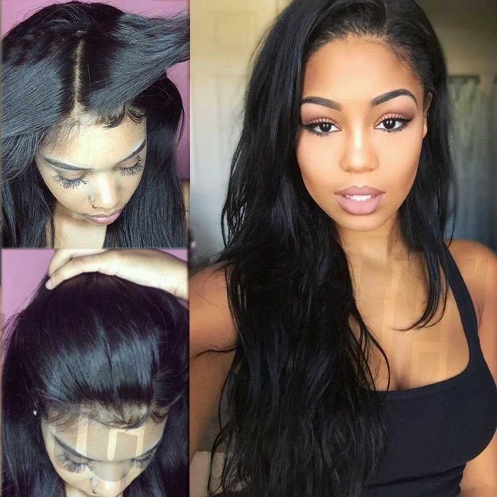 New Real Thick 100 Brazilian Human Hair Silk Full Lace Lace Ideas With Pictures