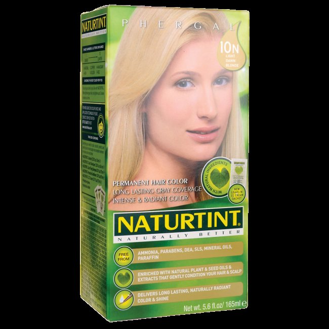 New Naturtint Permanent Hair Color 10N Light Dawn Blonde 1 Ideas With Pictures Original 1024 x 768