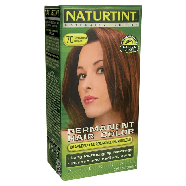 New Naturtint Permanent Hair Color 7C Terracotta Blonde 1 Kit Swanson Health Products Ideas With Pictures