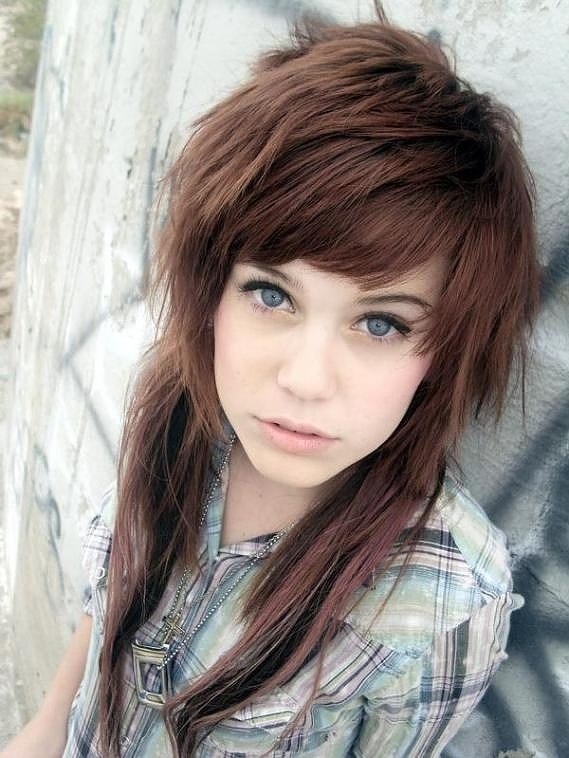 New Scene Hairstyles Ideas Ideas With Pictures