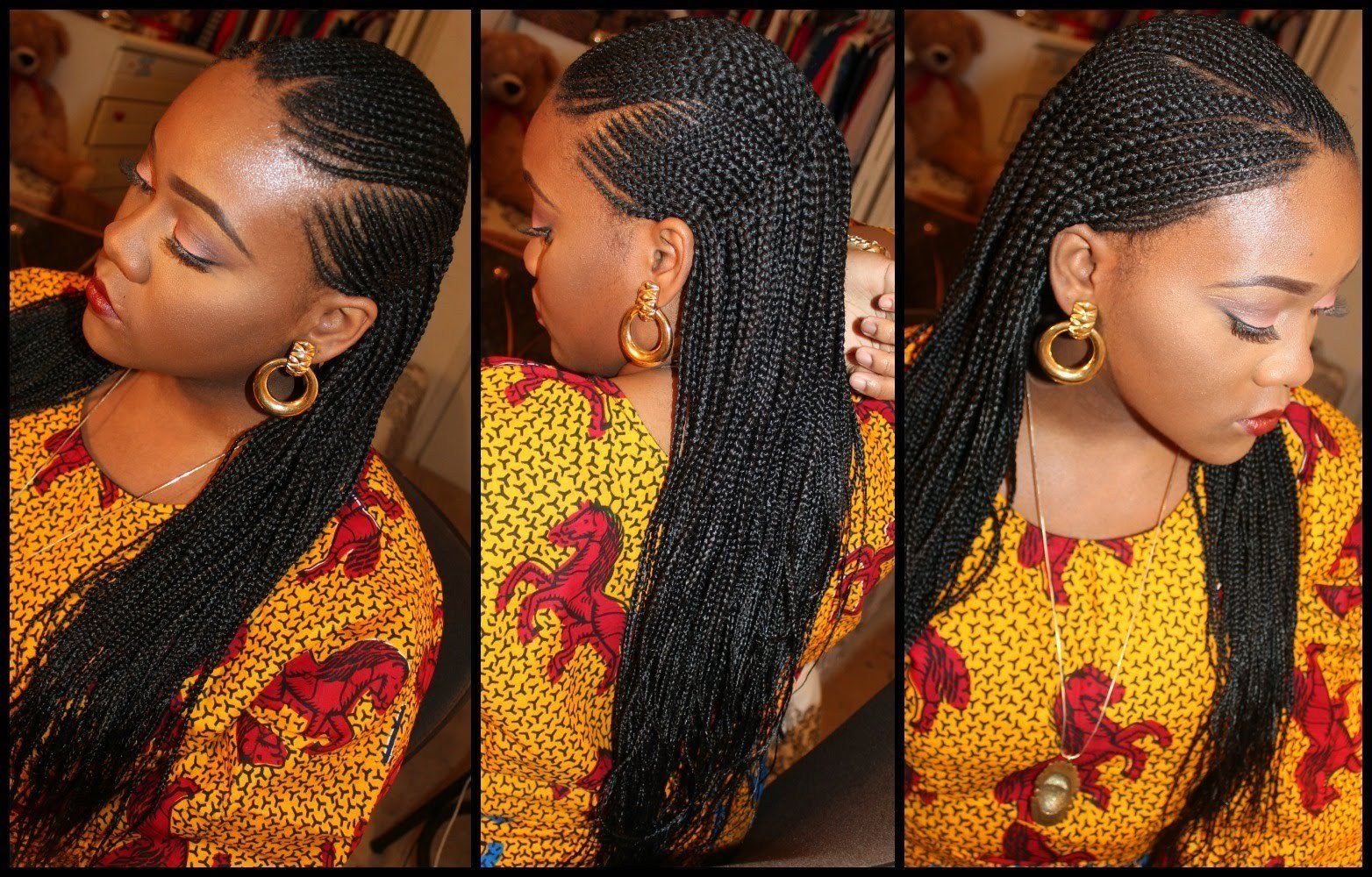 New Ghana Braids Check Out These 20 Most Beautiful Styles Ideas With Pictures