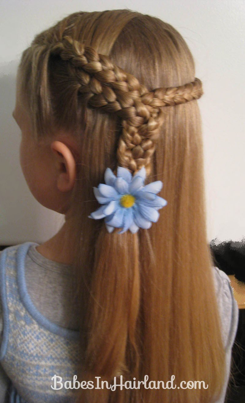 New 3 Braids Into 1 Braid B*B*S In Hairland Ideas With Pictures