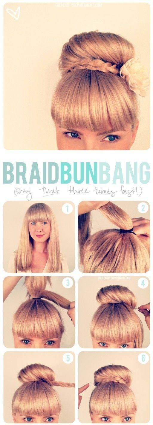 New Super Easy Step By Step Hairstyle Ideas Fashionsy Com Ideas With Pictures