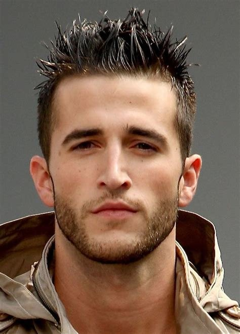 New 25 Best Short Spiky Haircuts For Guys Ideas With Pictures