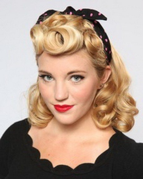 New 40S Hairstyles Ideas With Pictures