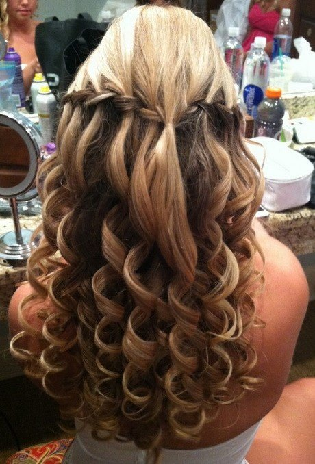 New Beautiful Prom Hairstyles 2014 Ideas With Pictures