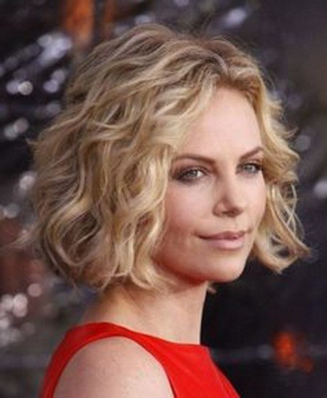 New Perm Hairstyles For Short Hair Ideas With Pictures