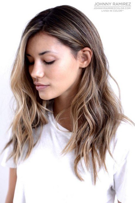 New Medium Length Brown Hair Ideas With Pictures