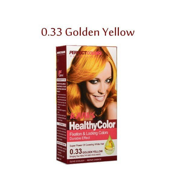 New Natural Plant Essence Professional Yellow Hair Color Dye Ideas With Pictures