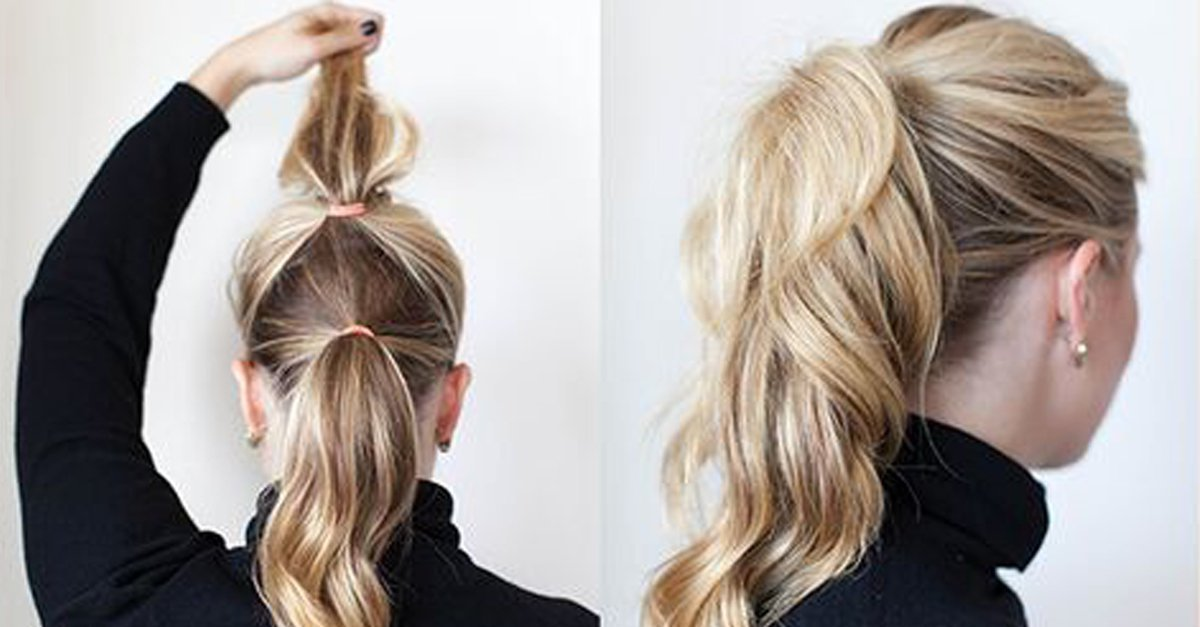 New 20 Simple Styles For Long Hair That Don't Take A Long Time Ideas With Pictures