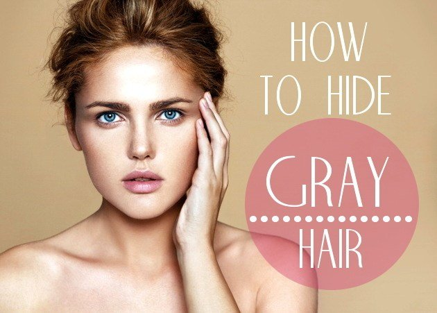 New How To Hide Gray Hair Ideas With Pictures