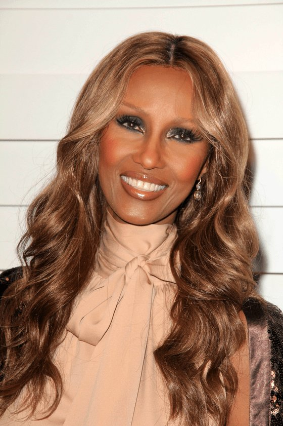 New Pictures Best Hair Colors For Women Over 50 Iman Ideas With Pictures