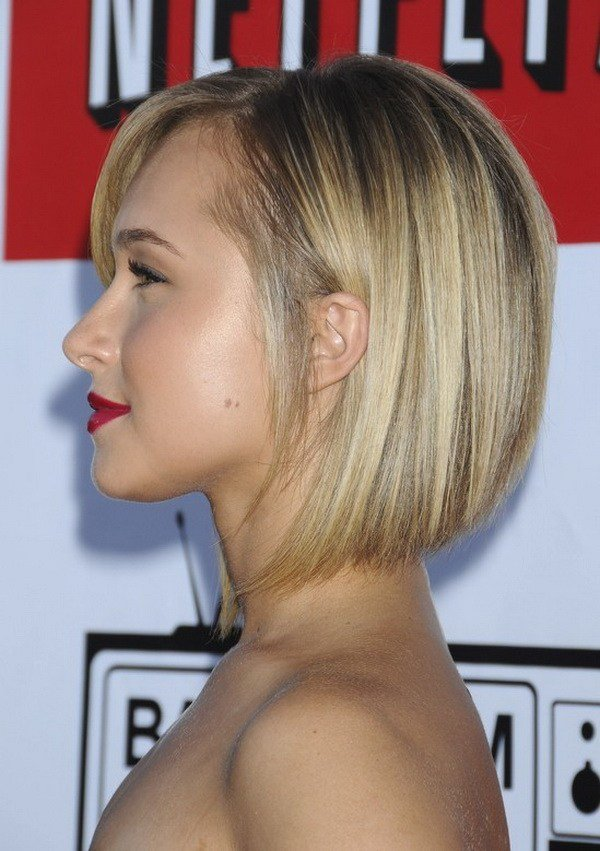 New Hayden Panettiere Hairstyles Celebrity Latest Hairstyles Ideas With Pictures