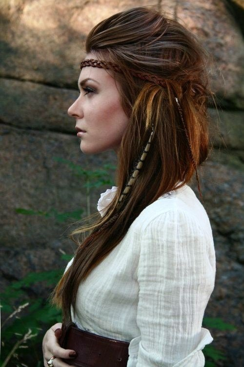 New 34 Boho Hairstyles Ideas Styles Weekly Ideas With Pictures