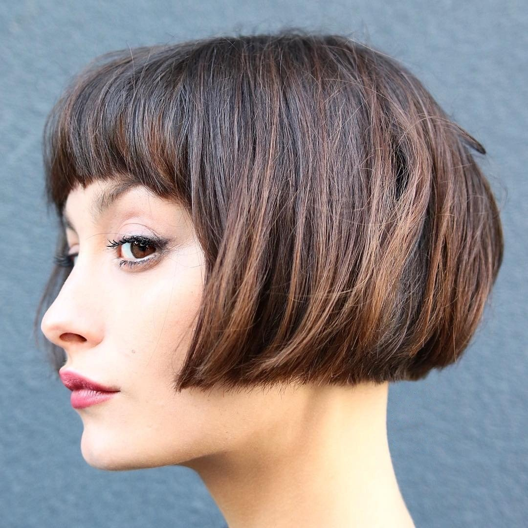 New 20 Best Short Hairstyles For Thick Hair 2019 – Short Ideas With Pictures
