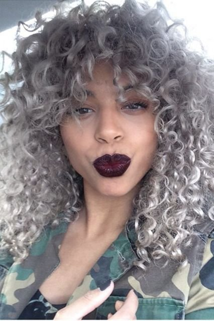 New Naturally Curly Best Hair Colors For Curly Hair Ideas With Pictures