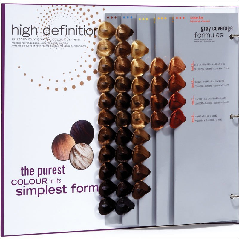 New Scruples H Definition Color Chart Ideas With Pictures