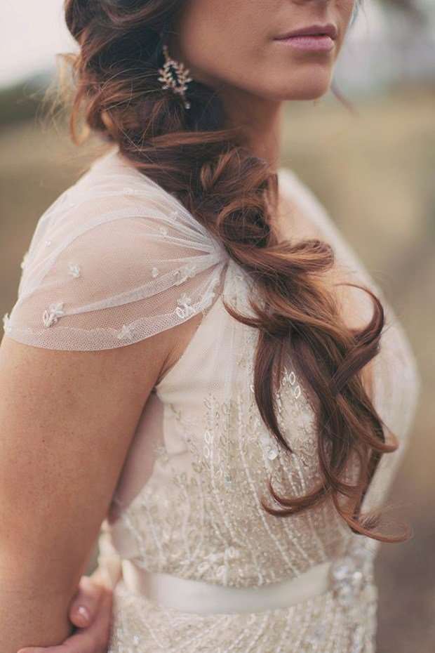 New Messy Hair Don T Care 16 Messy Bridal Hairstyles That Ideas With Pictures