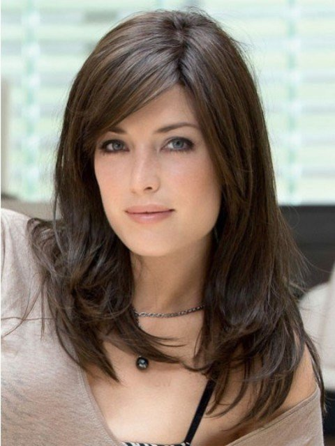 New 18 Professional Medium To Long Hairstyles – Medium Length Haircuts – Circletrest Ideas With Pictures