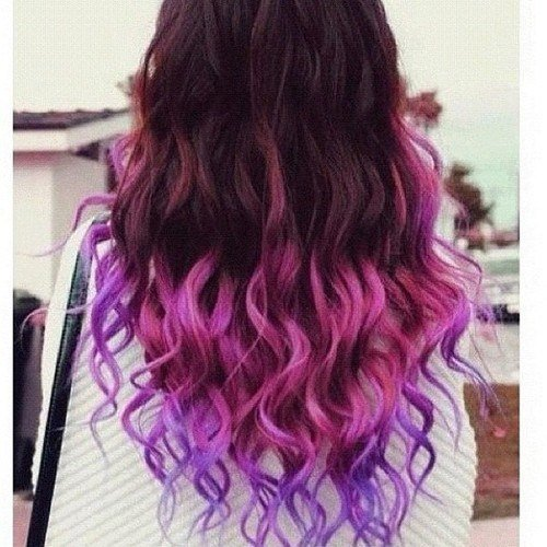 New Ombre Hair Coloring Ideas With Pictures