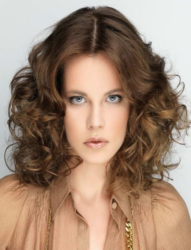 New Wavy Hairstyles For Short Medium Long Hair – Best 46 Ideas With Pictures