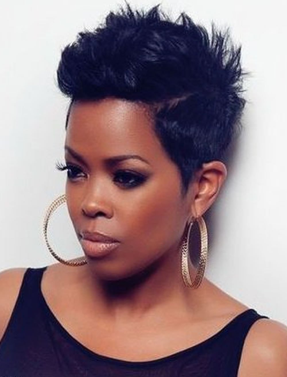 New Pixie Short Hairstyles For Black Women 2018 2019 – Hairstyles Ideas With Pictures