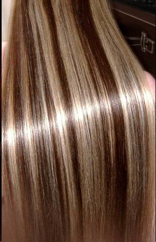 New 40 Blonde And Dark Brown Hair Color Ideas Hairstyles Ideas With Pictures