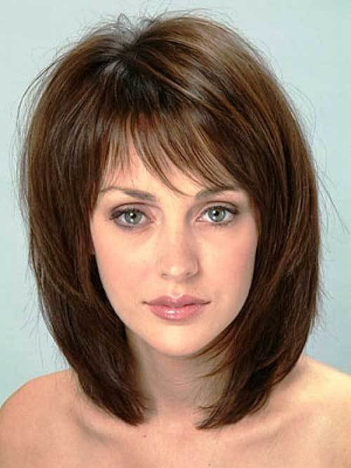 New 22 Super Hairstyles For Medium Thick Hair Hairstyles Ideas With Pictures