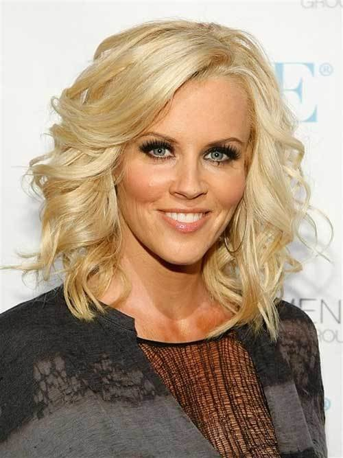New 35 Medium Length Curly Hair Styles Hairstyles Haircuts Ideas With Pictures