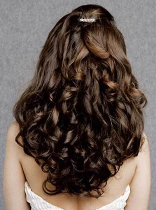 New 20 Party Hairstyles For Curly Hair Hairstyles Haircuts 2016 2017 Ideas With Pictures