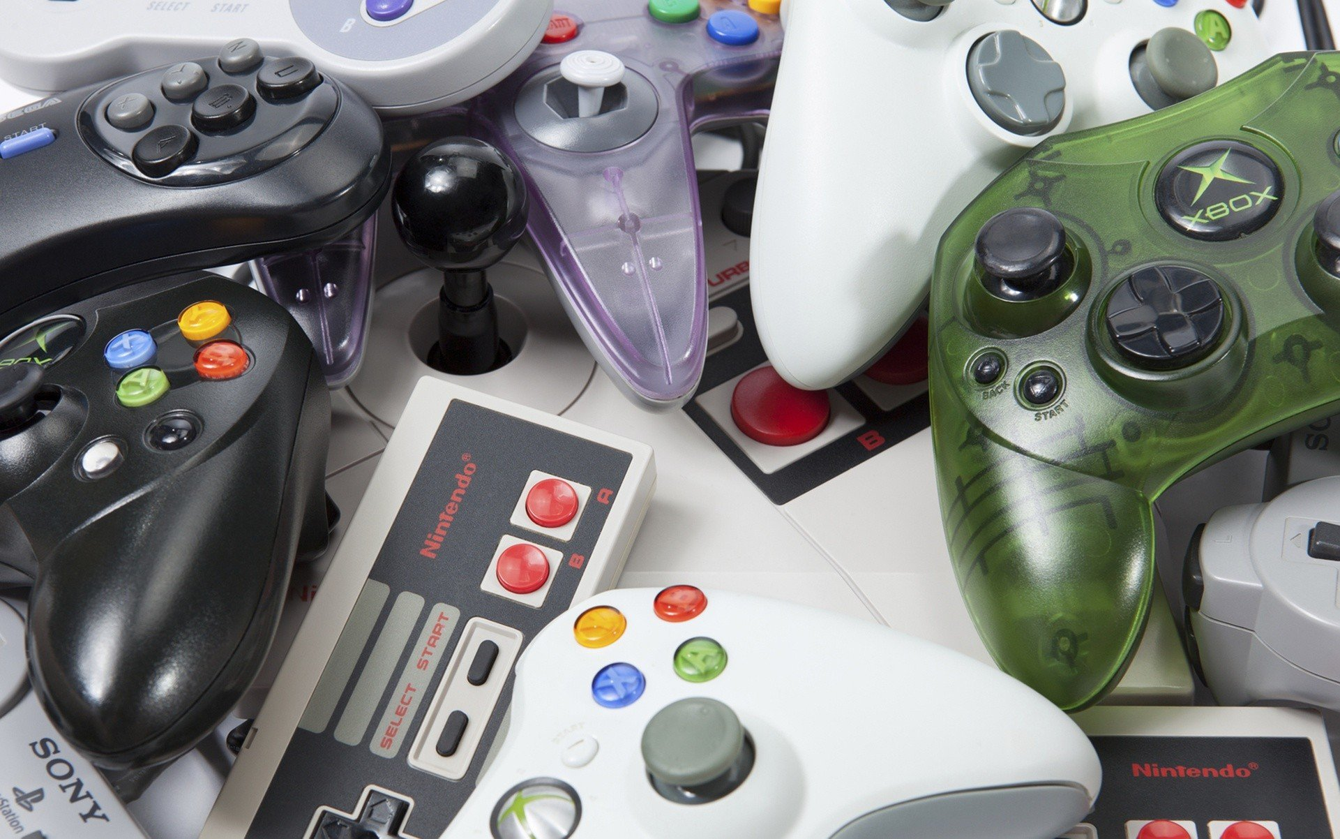 video game consoles - HD1921×1202