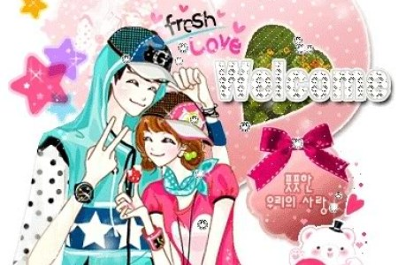 Gambar Kartun Perempuan Korea Cantik Best Hd Wallpaper