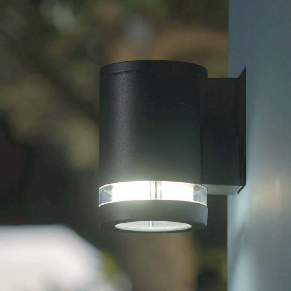 Solar Exterior Wall Light Fixtures