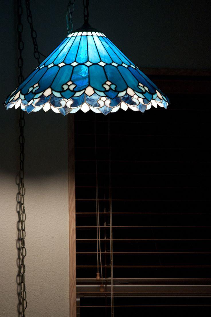 Leadlight Pendant Lights