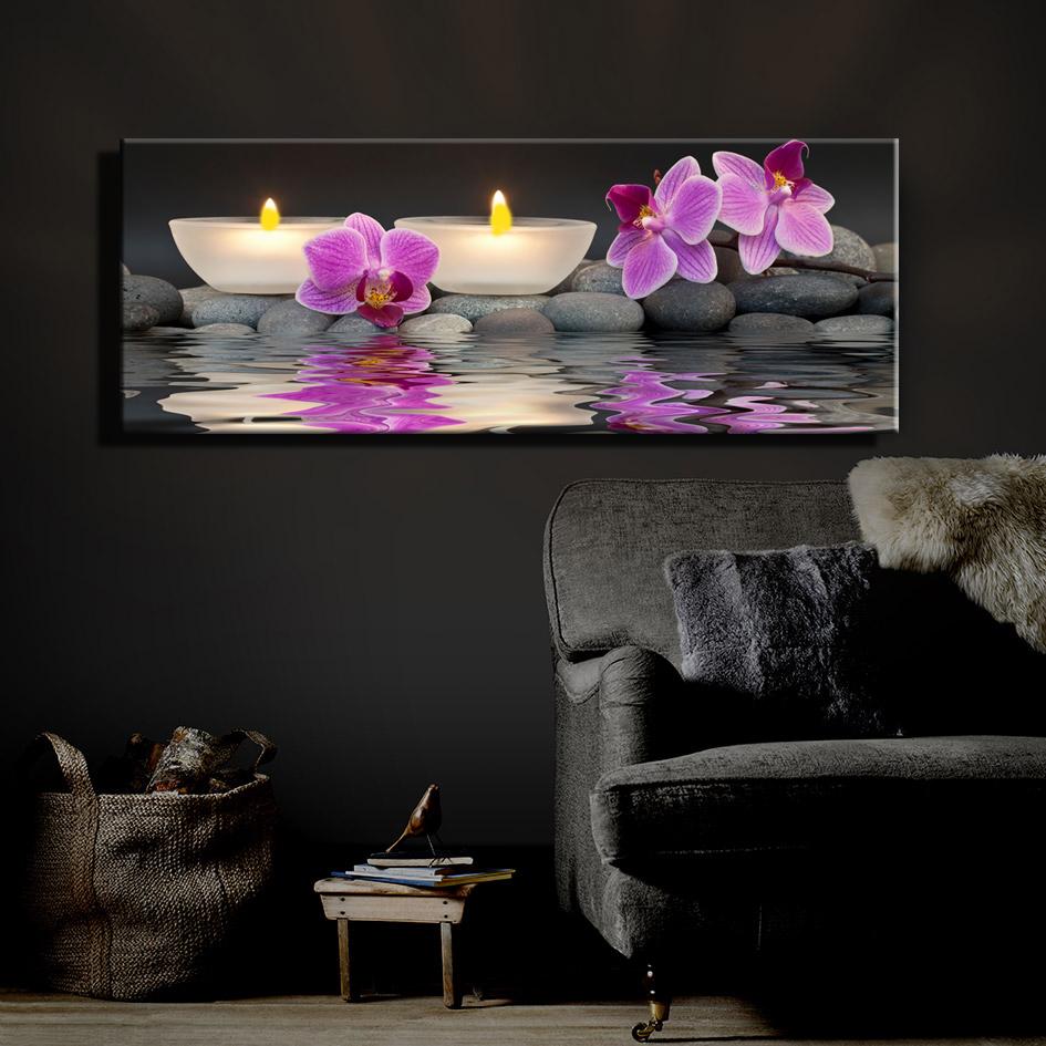 Canvas Light Wall Art