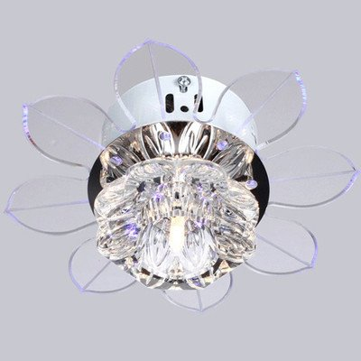 crystal chandelier with fan # 35